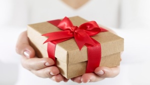 blog images - gift in hands
