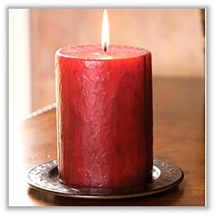 blog image - pillar candle