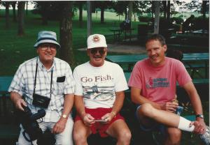Hank, Gary & Jeff 1994 (date on the back)