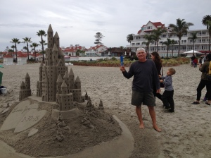 Bill Pavlacka - The Sand Castle Man